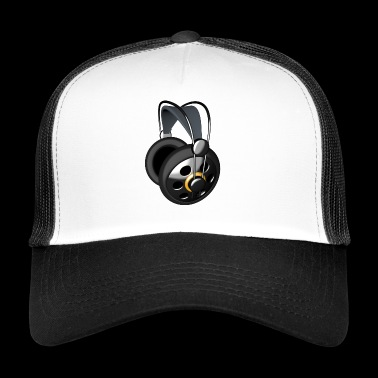 audio Koptelefoon - Trucker Cap
