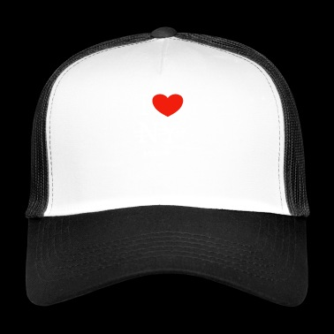 I love Mainz - Trucker Cap