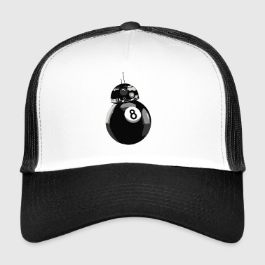 BB 8 Ball - Trucker Cap