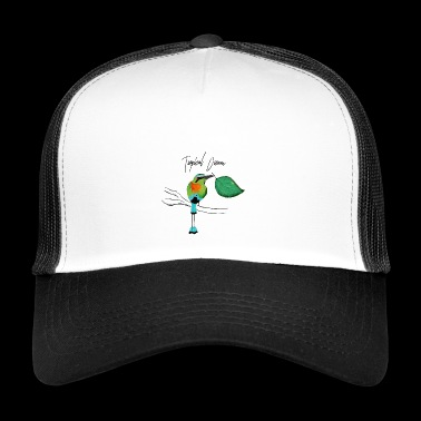 Guardabarranco - Tropical Dream - Trucker Cap