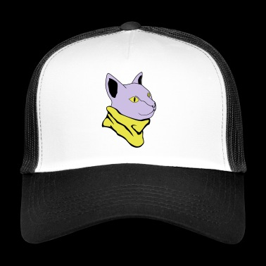 chilly cat / chilly cat - Trucker Cap