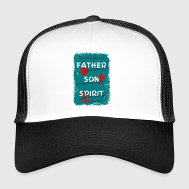 Father, Son and Spirit - Trucker Cap