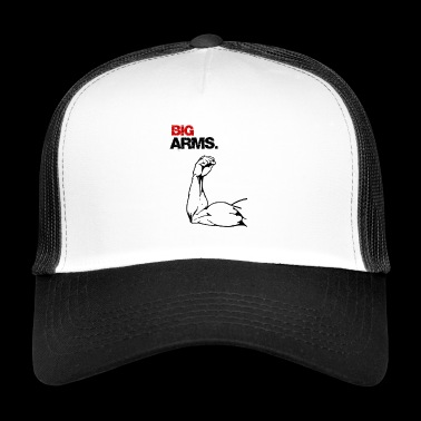 BIG ARMS - Trucker Cap
