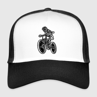 BMX / mountain bike 04_schwarz - Trucker Cap