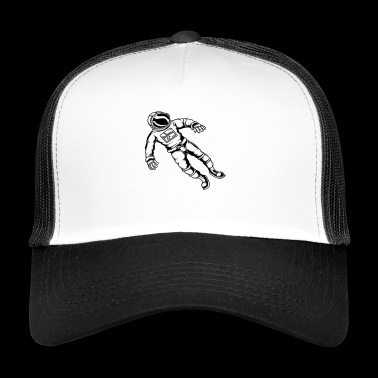 spaceman - Trucker Cap