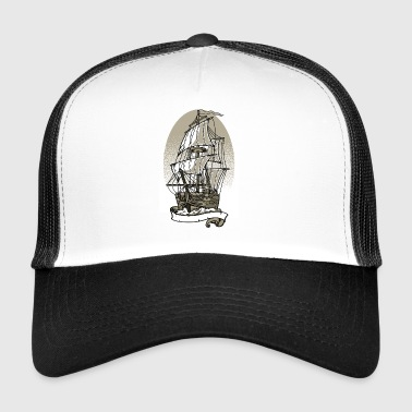 Ship 1 - Trucker Cap