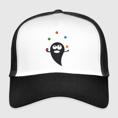 the juggling spirit - Trucker Cap