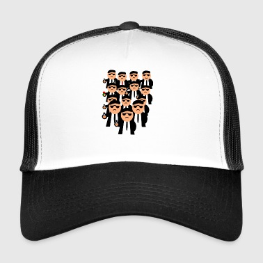 gangsteri - Trucker Cap
