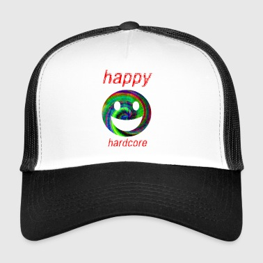 happy 1 - Trucker Cap