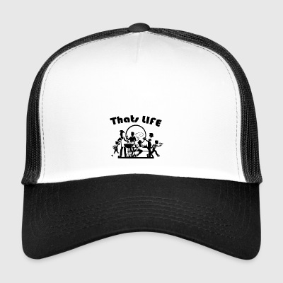 Grillen is Life - Trucker Cap