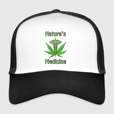 Medical Marijuana - Trucker Cap