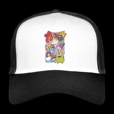 bobby land - Trucker Cap