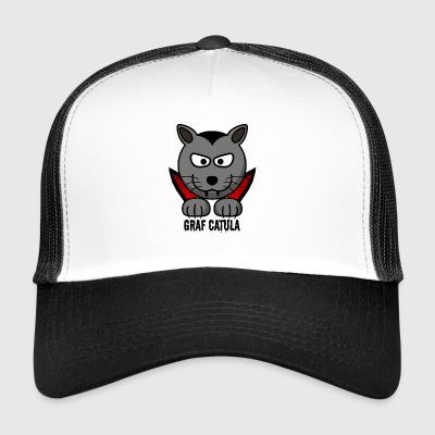 Count Catula paws - Trucker Cap
