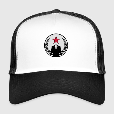 Anonymous - we are legion - Trucker Cap