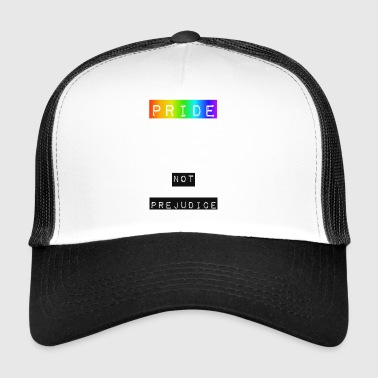 Pride and Prejudice NICHT - Trucker Cap
