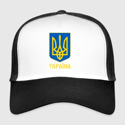 UKRAINA - Trucker Cap