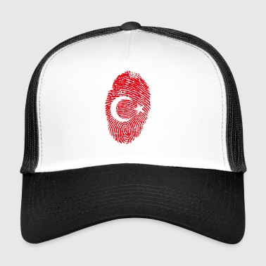 Turkey ID - Trucker Cap