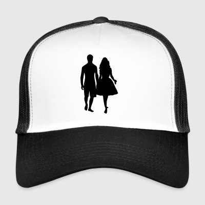 pair - Trucker Cap