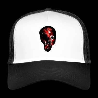 Death in Drawing - Trucker Cap