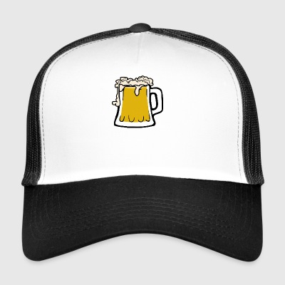 beer mug - Trucker Cap