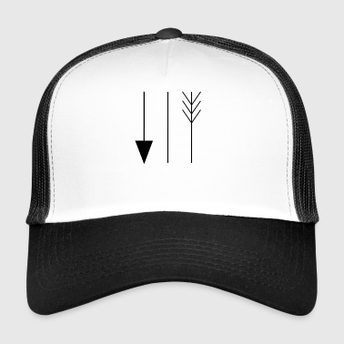 arrow - Trucker Cap