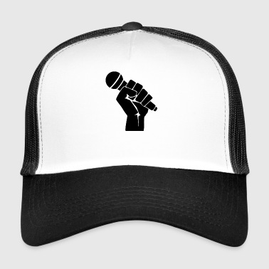 Music revolution - Trucker Cap
