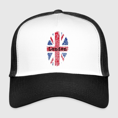 united kingdom 653010 1920 nt London - Trucker Cap