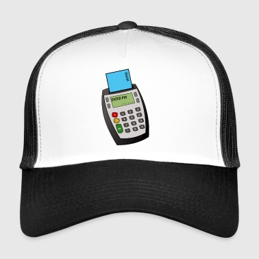 Chip and Pin Machine - Trucker Cap