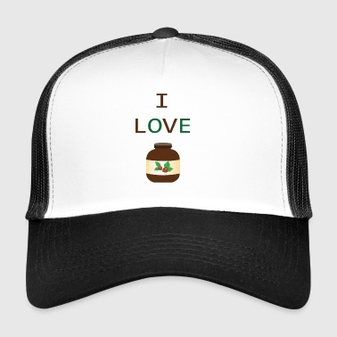 NUTS AND CHOCOLATE - Trucker Cap