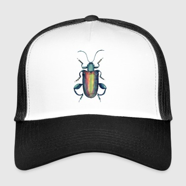 Beetle with strong thighs - Trucker Cap