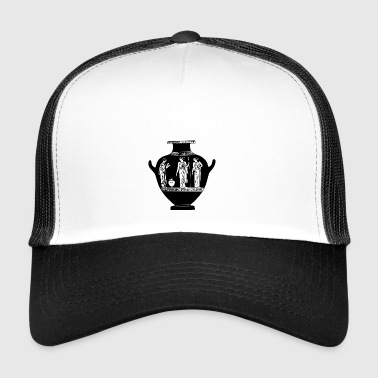 vase antique - Trucker Cap