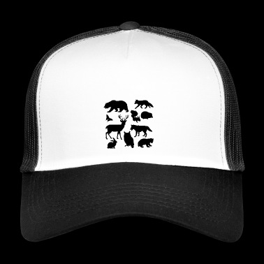 Wildlife - Trucker Cap