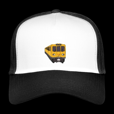 Subway - Trucker Cap