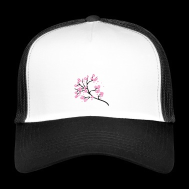 Cherry blossoms - Trucker Cap