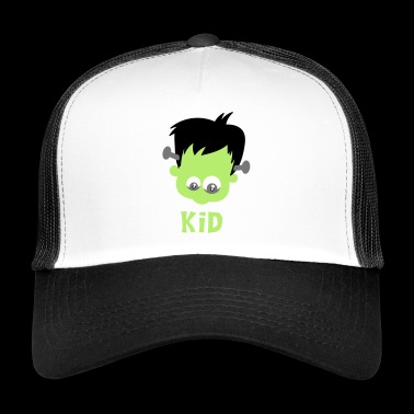 Frankenstein Kid - Trucker Cap