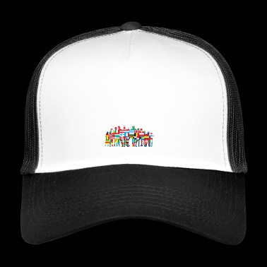 Community mondo - Trucker Cap
