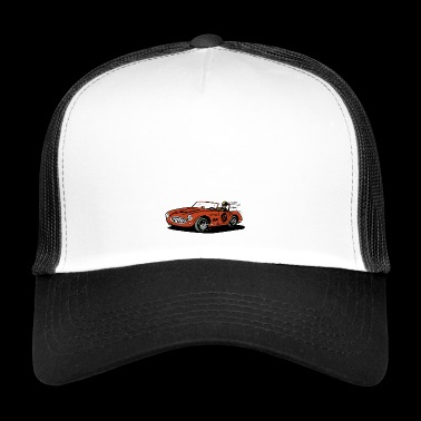 racing - Trucker Cap