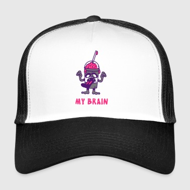 My Brain - Trucker Cap