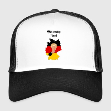 Allemagne d'abord - Trucker Cap