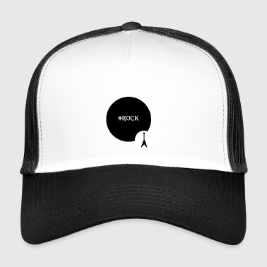 Rock - Trucker Cap