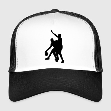 defensie basketbal - Trucker Cap