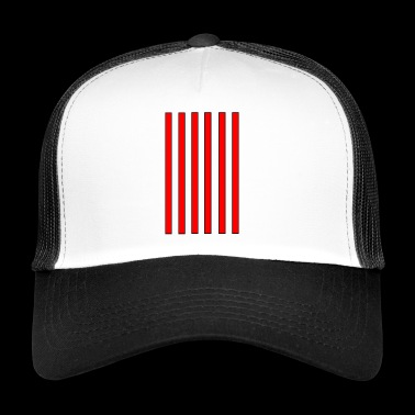 striper - Trucker Cap