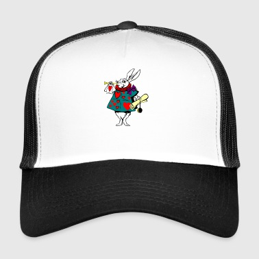 Poker Rabbit EDITION 2 - Trucker Cap