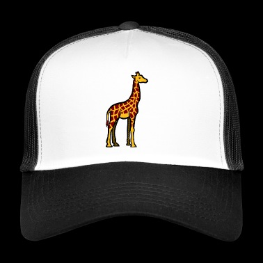 The GIRAFE - Trucker Cap
