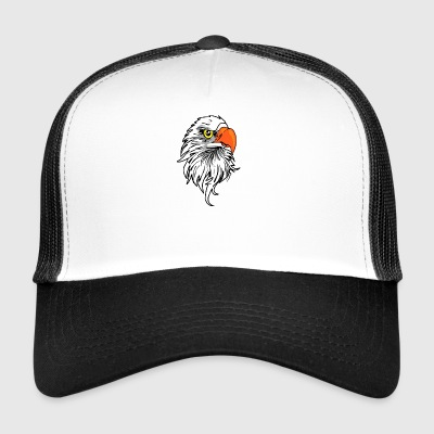 Eagle comic - Trucker Cap