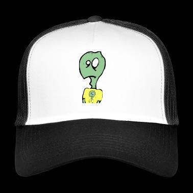 face toad - Trucker Cap