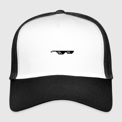 Glasses - Trucker Cap