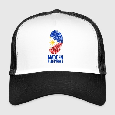 Made In Filippine / Filippine / Pilipinas - Trucker Cap