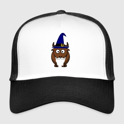 gnu cartoon 13 - Trucker Cap