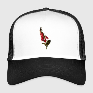 Fingerbøl Illustration - Trucker Cap